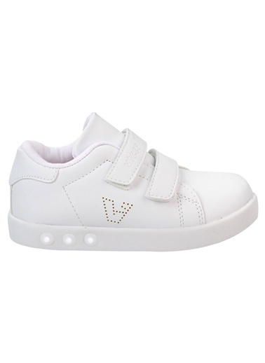 Vicco Vicco Işıklı Çocuk Spor Ayakkabısı Beyaz